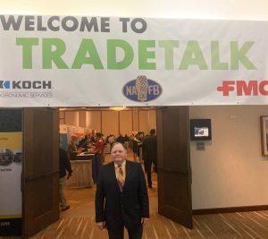 Bill at the 2019 NAFB TradeTalk Convention