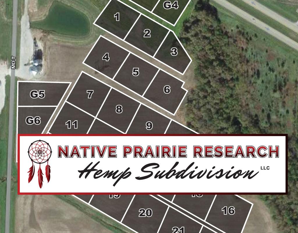 Native Prairie Hemp Subdivision Project